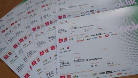 Bilety do wygrania w naszym konkursie