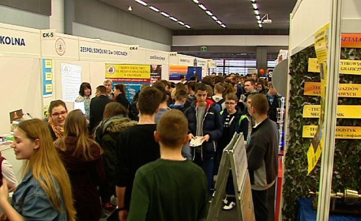 Targi Kielce – batalia o uczniów i przyszłych studentów