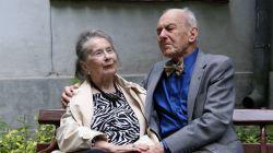 Bohaterowie filmu: Barbara Żugajewicz i Andrzej Budzyński (fot. TVP)