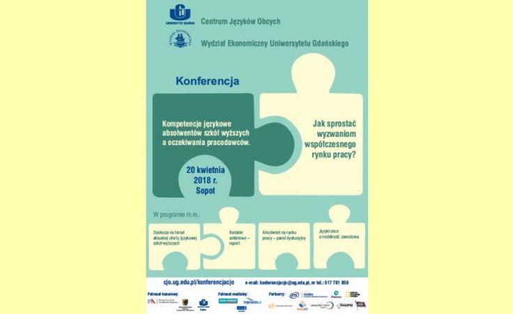 Ogólnopolska Konferencja Centrum Języków Obcych i Wydziału Ekonomicznego