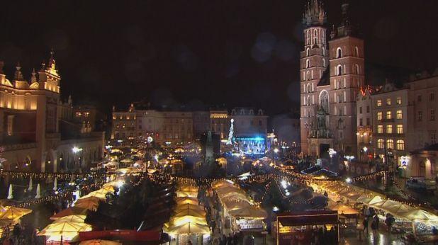 Świąteczne życzenia z Krakowa – koncert