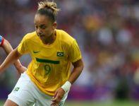 Brazylijki awans uzyskały z drugiego miejsca w grupie E (fot. Getty Images)