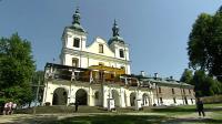 Tysiące pielgrzymów przybyło na wielki odpust w Kalwarii Pacławskiej
