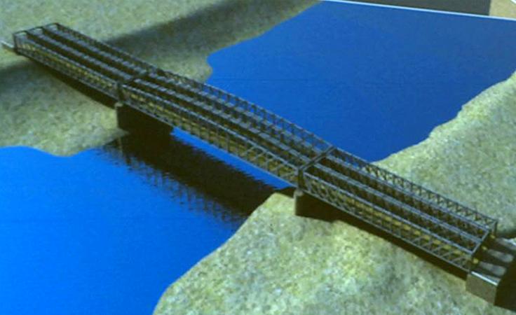 Dalsze losy mostu kolejowego w Przemyślu