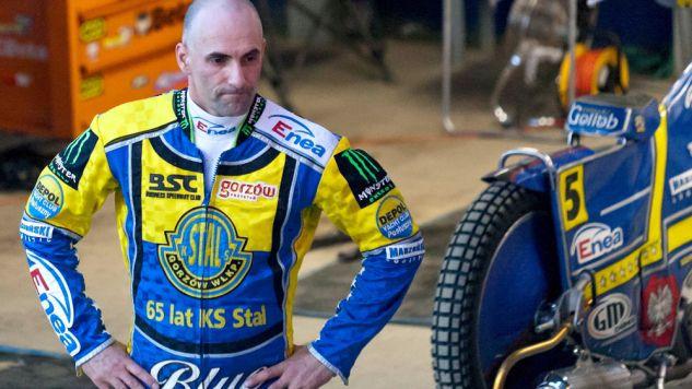Istnieje ryzyko, że Tomasz Gollob nie wróci już do sportu (fot. PAP/Bartłomiej Zborowski)