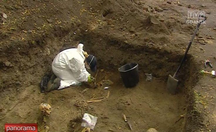 Koniec poszukiwań na Cmentarzu Garnizonowym