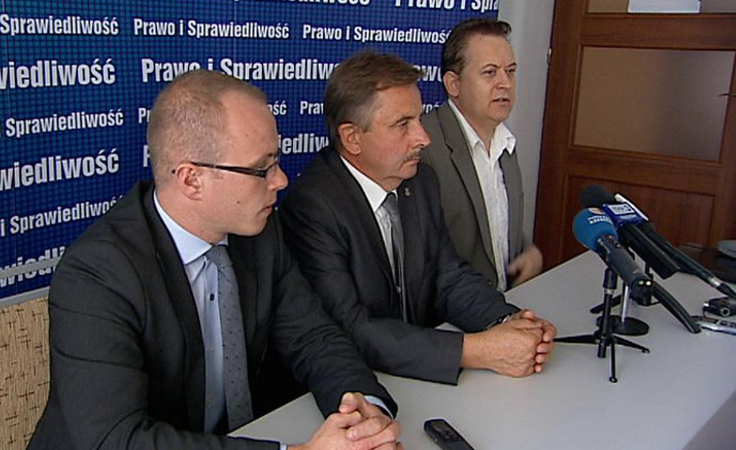 Politycy PiS  o centrum lekkoatletycznym w Rzeszowie