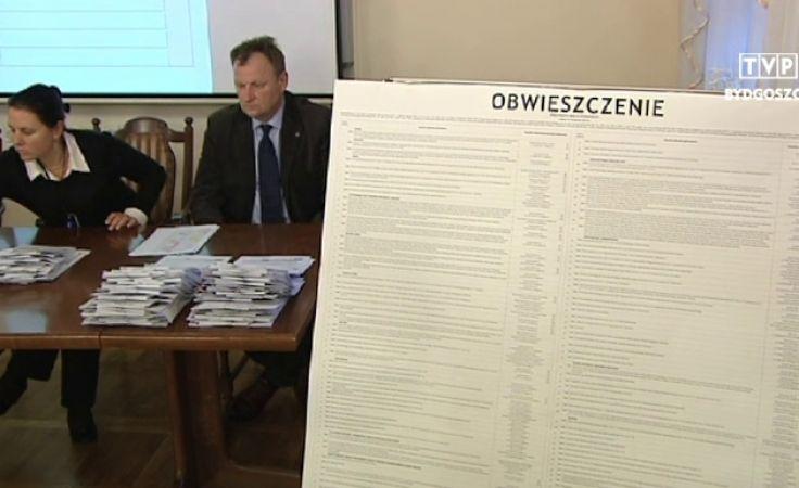 Składy komisji wyborczych już gotowe