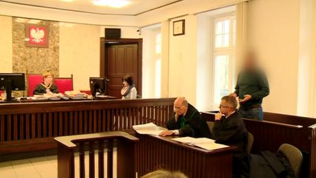Wyrok jest nieprawomocny, zapadł po wniosku o dobrowolne poddanie się karze