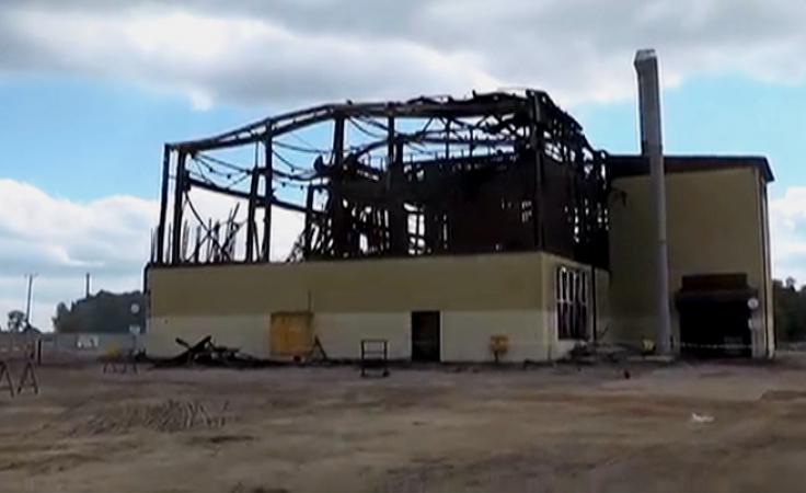Co będzie z pracownikami spalonych fabryk?