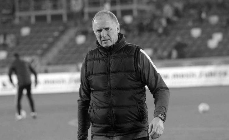 Andrzej Biedrzycki był związany ze Stomilem Olsztyn od lat 80. (fot. stomil.olsztyn.pl/Emil Marecki)