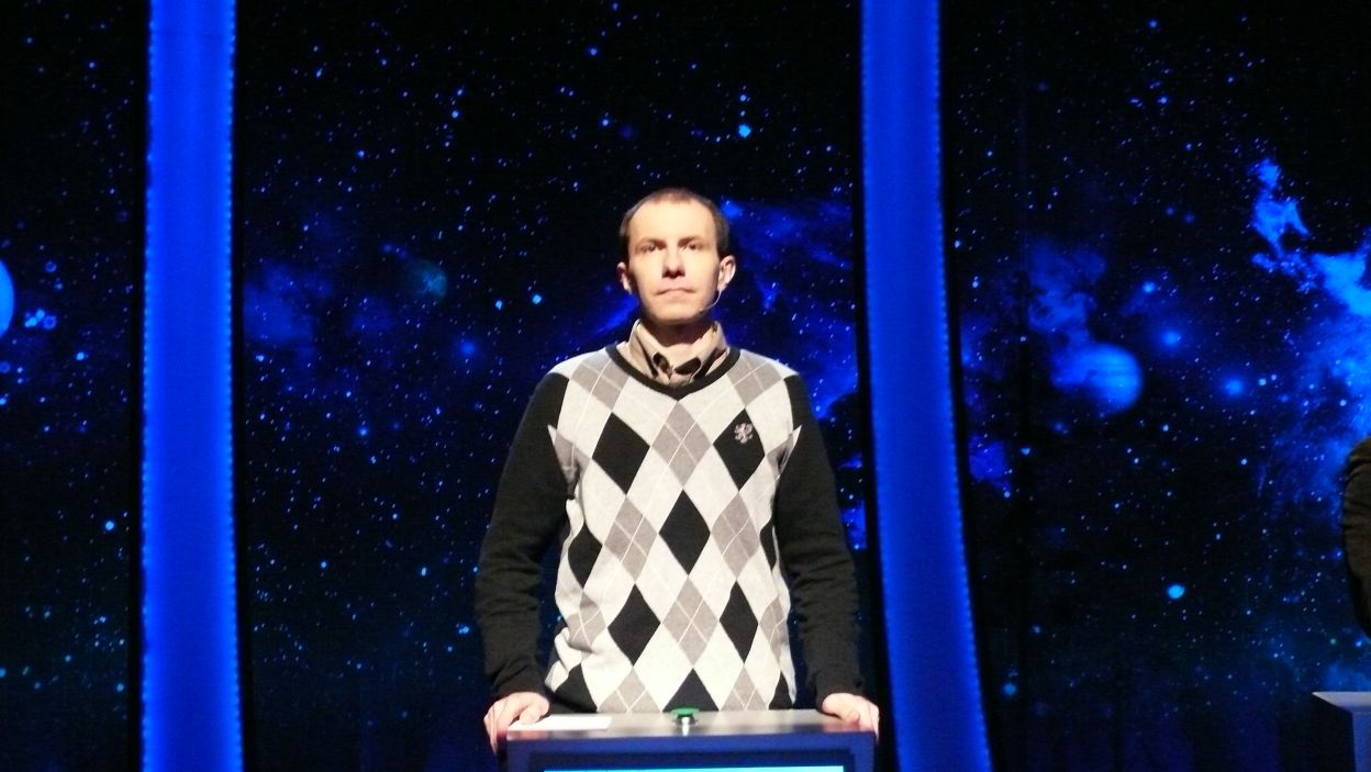 Tomasz Wojsa - zwycięzca 4 odcinka 101 edycji