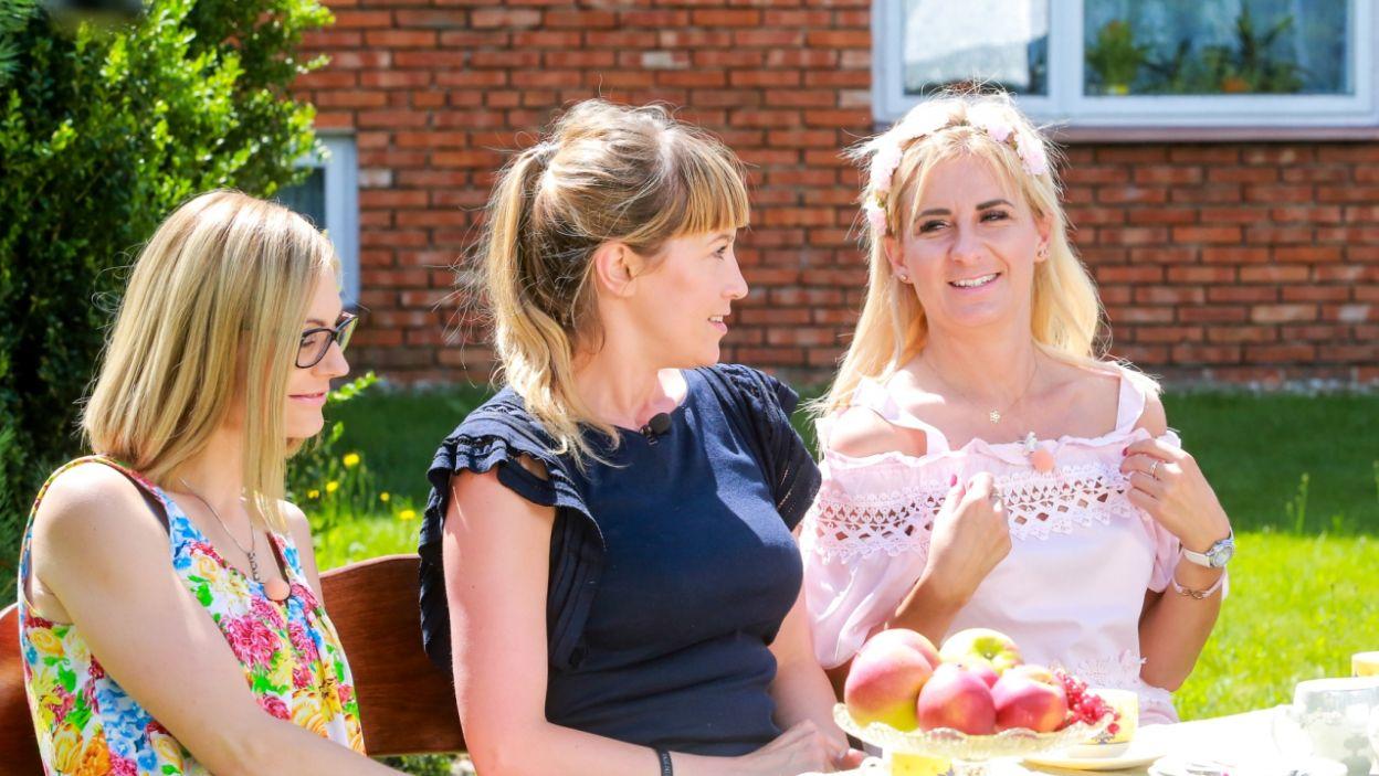 Dziewczyny obstawiają, że wyborem Karola będzie Sara. W końcu między nimi wiele się wydarzyło (fot. TVP)
