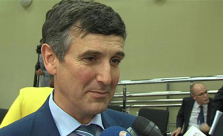 Radni powiatu jasielskiego odwołali starostę Mariusza Sepioła