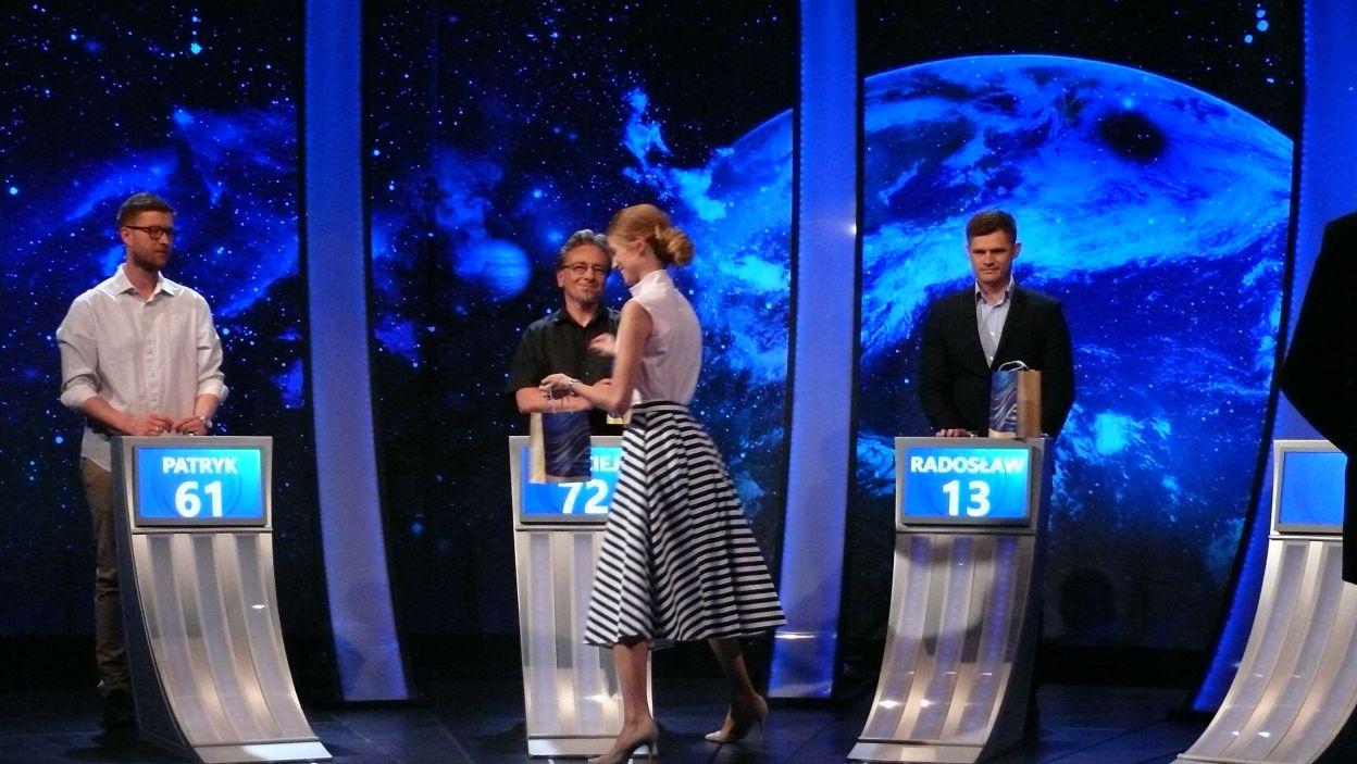 Gratulacje dla finalistów 5 odcinka 107 edycji