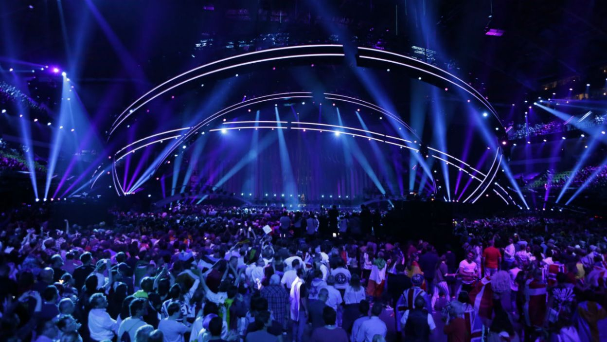 Publiczność żywiołowo reagowała na punktację (fot. Thomas Hanses/eurovision.tv)