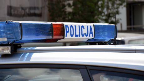 Policja zorganizowała obławę we Wrocławiu (fot. tvp.info/Karolina Jaroszek)