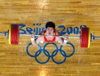 Lu Yong – mistrz w kategorii 85 kg (fot. Getty Images)