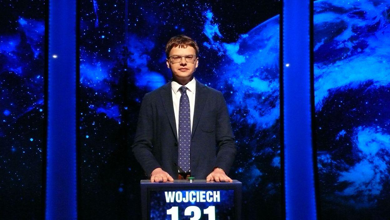 Wojciech Brol - zwycięzca 5 odcinka 100 edycji