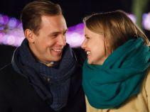 Iga Małecka i Marcin Kaszuba, pomimo wielu różnic, tworzą niezwykle dobraną parę (fot. M. Wiecha/ TVP)