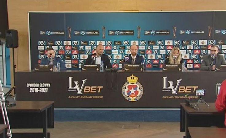 As Monaco na stadionie Wisły Kraków