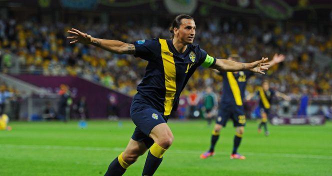 Ibrahimović otworzył w drugiej połowie wynik meczu (fot. Getty)