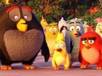 Wściekłe ptaki zadziobały superbohaterów