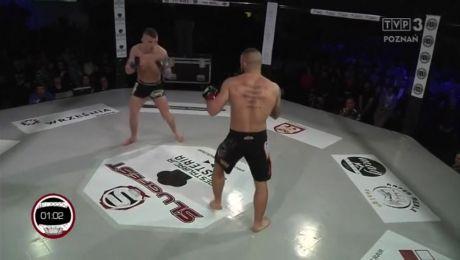 Gala MMA Slugfest Września cz.1