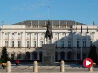 Duda chce pomnika smoleńskiego przed pałacem. Kopacz: ważne są intencje, a nie lokalizacja