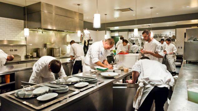 Pracy szefa kuchni towarzyszy ogromne napięcie (fot. flirk/star5112)