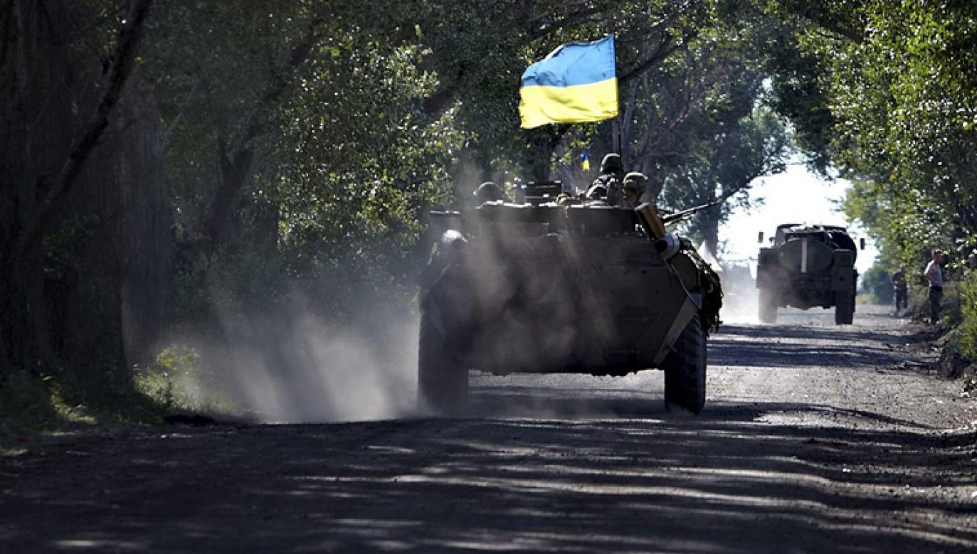 Ukraińskie władze: padł bastion separatystów. Poroszenko rozkazał podnieść flagę w Słowiańsku
