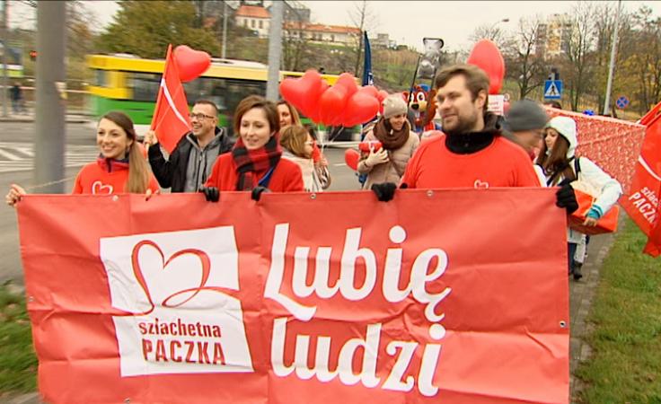 Szlachetna Paczka poszukuje wolontariuszy