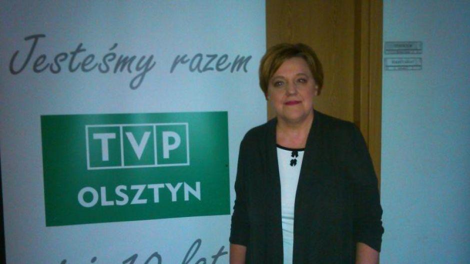 Teresa Wiśniewska, Wydział Edukacji Urzędu Miasta w Olsztynie