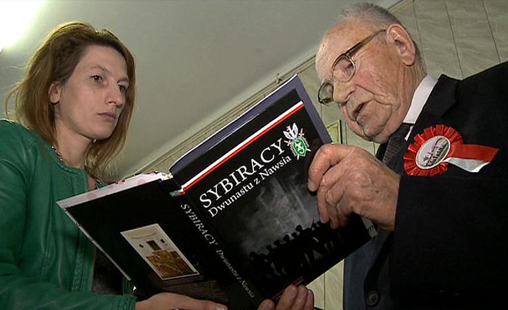 Mieszkańcy Nawsia uczcili pamięć Sybiraków
