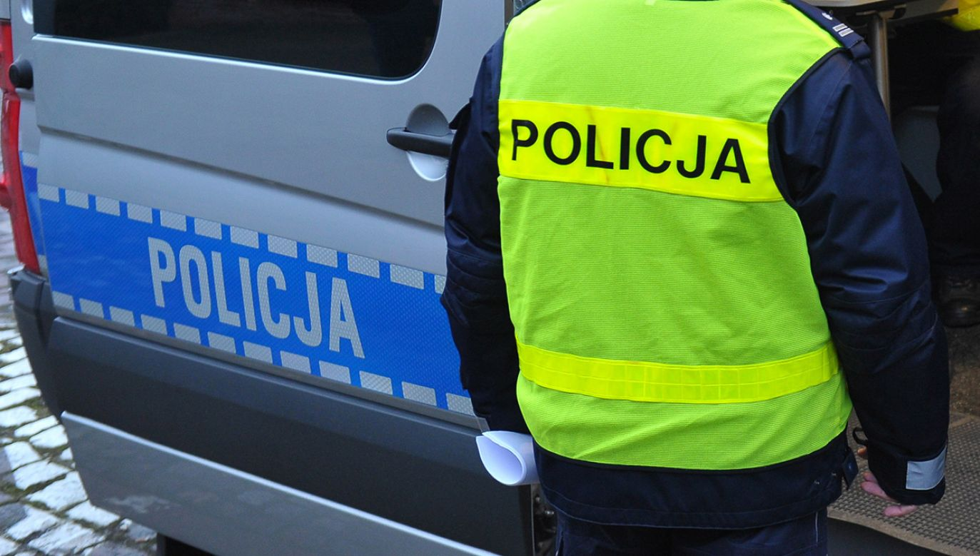 Do potrącenia doszło na przejściu dla pieszych (fot. PAP/Marcin Bielecki)