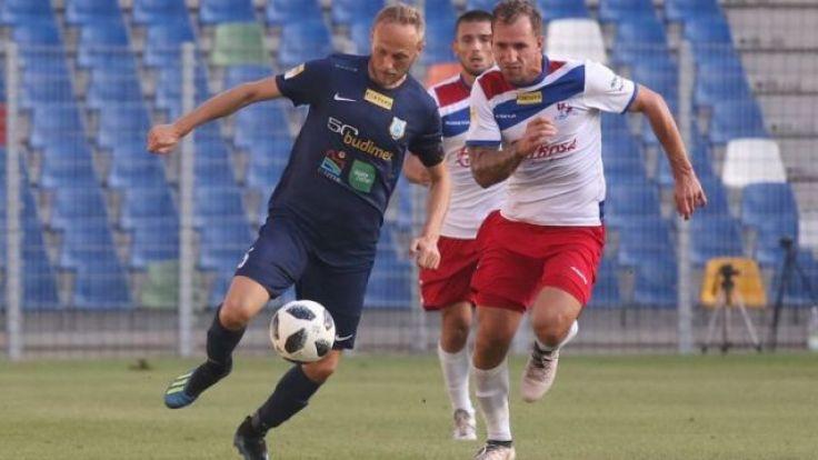 W meczu z Podbeskidziem Grzegorz Lech zdobył bramkę i zaliczył dwie asysty (fot. Paweł Piekutowski)