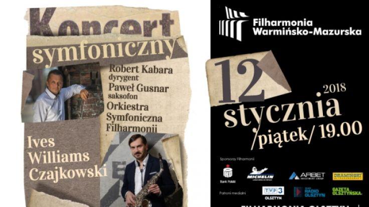 Warmińsko-mazurskich filharmoników poprowadzi Robert Kabara