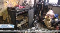 Tragiczny pożar w socjalnym wieżowcu