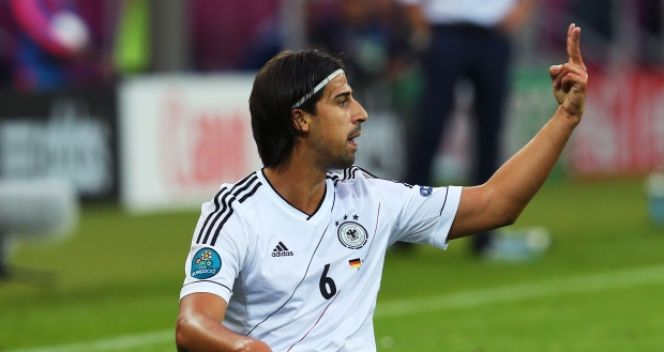 Sami Khedira (fot. Getty Images)