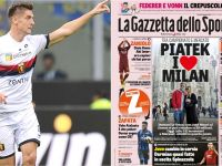 Piątek blisko Milanu. Media: może zagrać już z Napoli