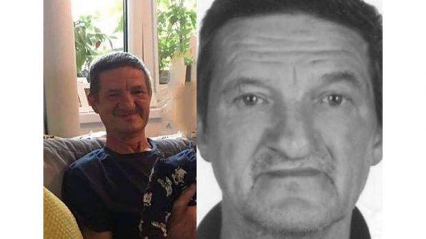 Zaginiony Krzysztof Fąfara