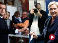 Francuzi głosują. Wybory prezydenckie w cieniu zamachów