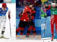 Kowalczyk w duecie i hokej, czyli środa na igrzyskach