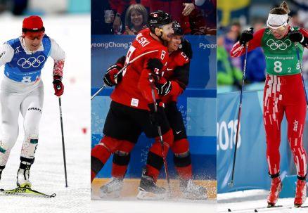 Środa w Pjongczangu: biegi narciarskie, narciastwo alpejskie i dowolne, łyżwiarstwo szybkie, hokej... [transmisja]