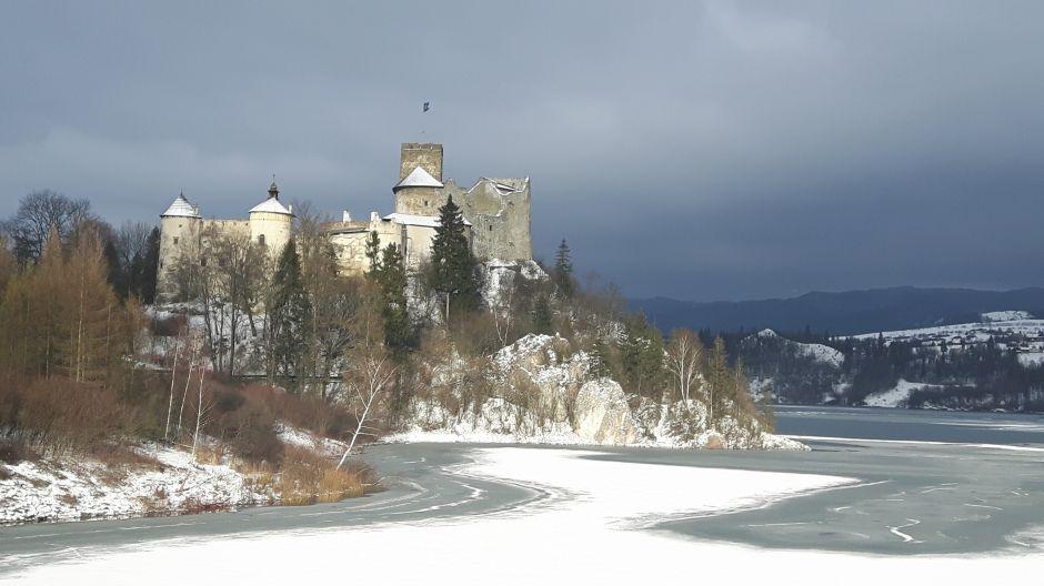 Zamek Dunajec w Niedzicy (fot. mmas)