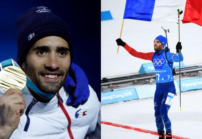 To były jego igrzyska. Francuski rekord Fourcade'a [wideo]