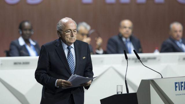 """""""Śledztwo to nie przypadek"""". Sepp Blatter ostro o zarzutach Amerykanów"""
