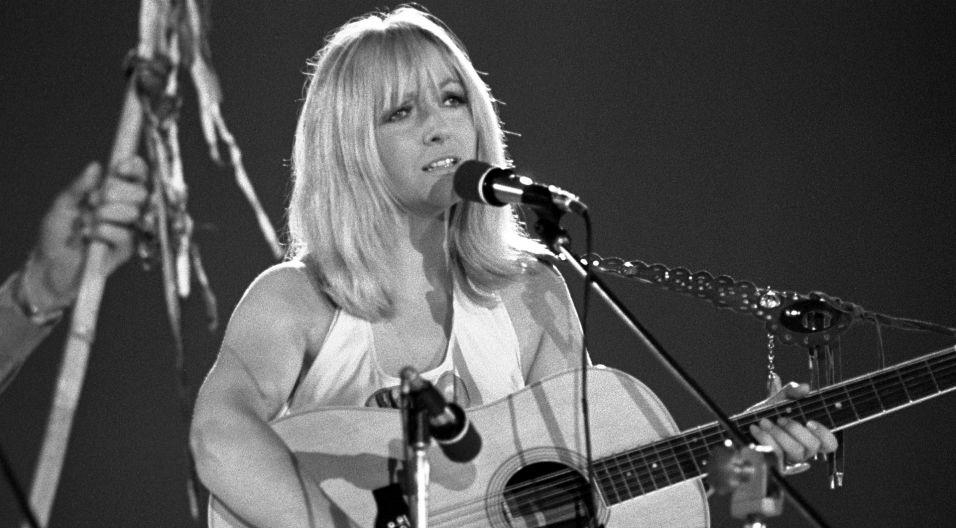 """Na 11. KFPP w Opolu w 1973 roku otrzymała wyróżnienie za piosenkę """"Diabeł i raj"""". Rok później wyróżniono jej utwór """"Urodzajny rok"""" (fot. TVP)"""