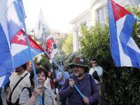 """Kubańczycy świętują przełom w relacjach z USA. """"Tu upadnie komunizm!"""""""