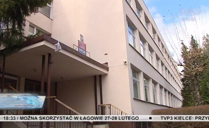 Gimnzajum nr 1 w Sandomierzu należy do najlepiej wyposażonych w sprzęt edukacyjny w mieście...